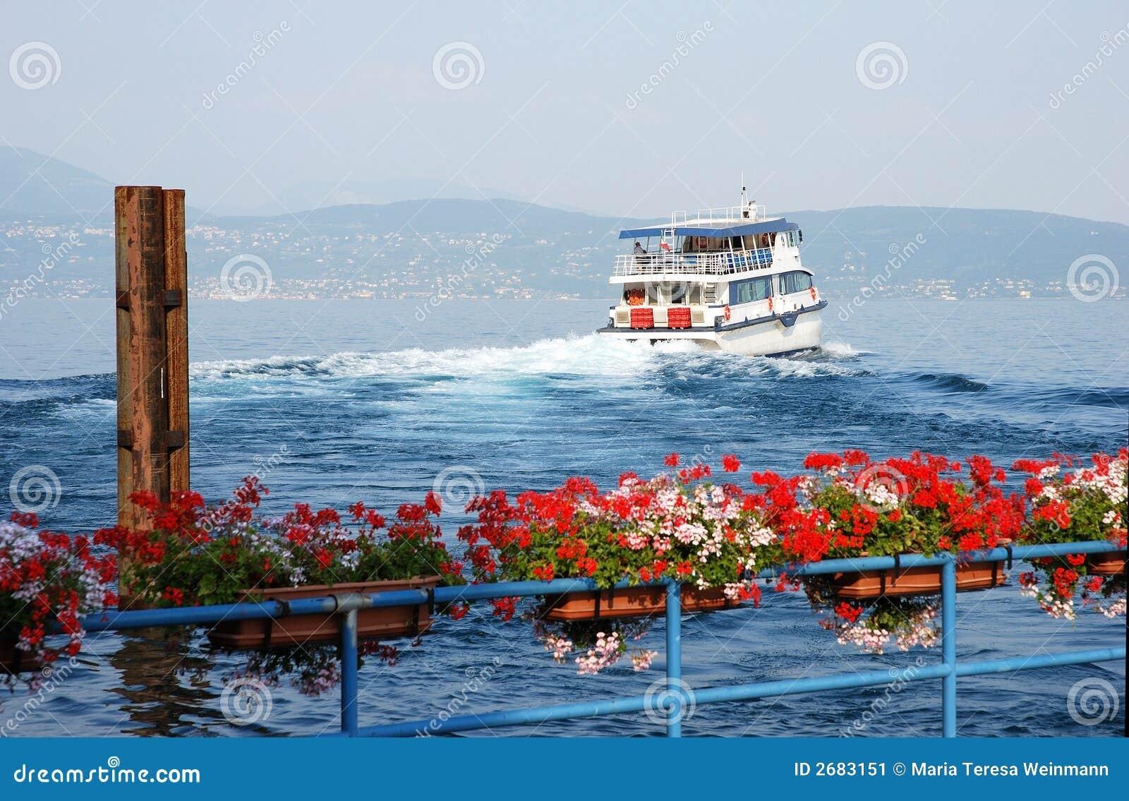Lake Garda (Italy) - seabus