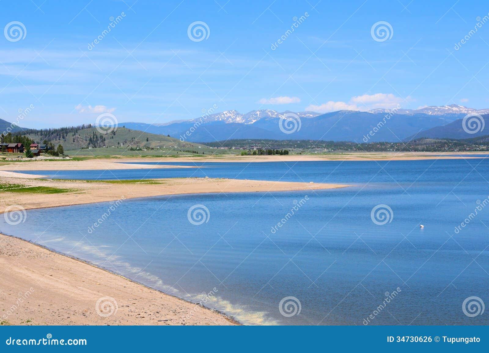 Lake granby colorado royalty free stock image image for Lake granby fishing report
