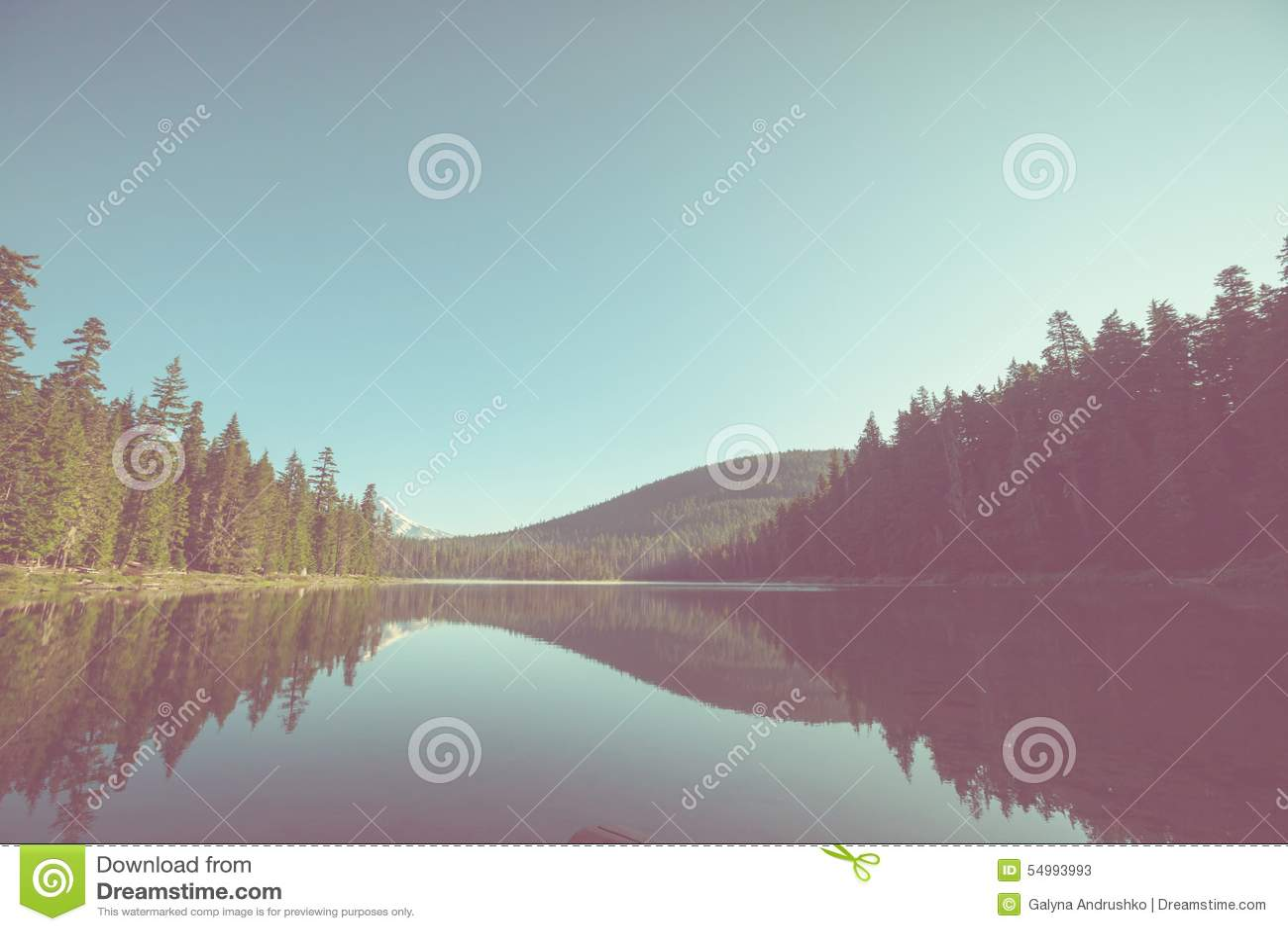 Lake i berg