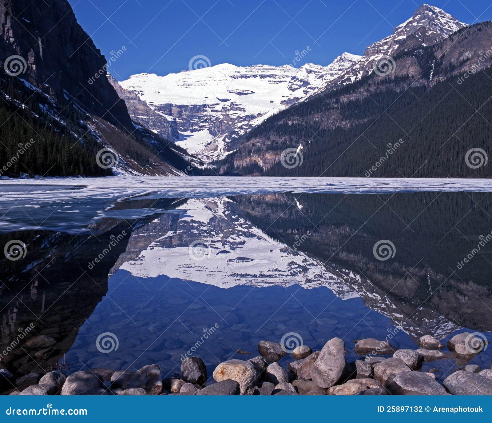 Lake Louise Alberta, Kanada.