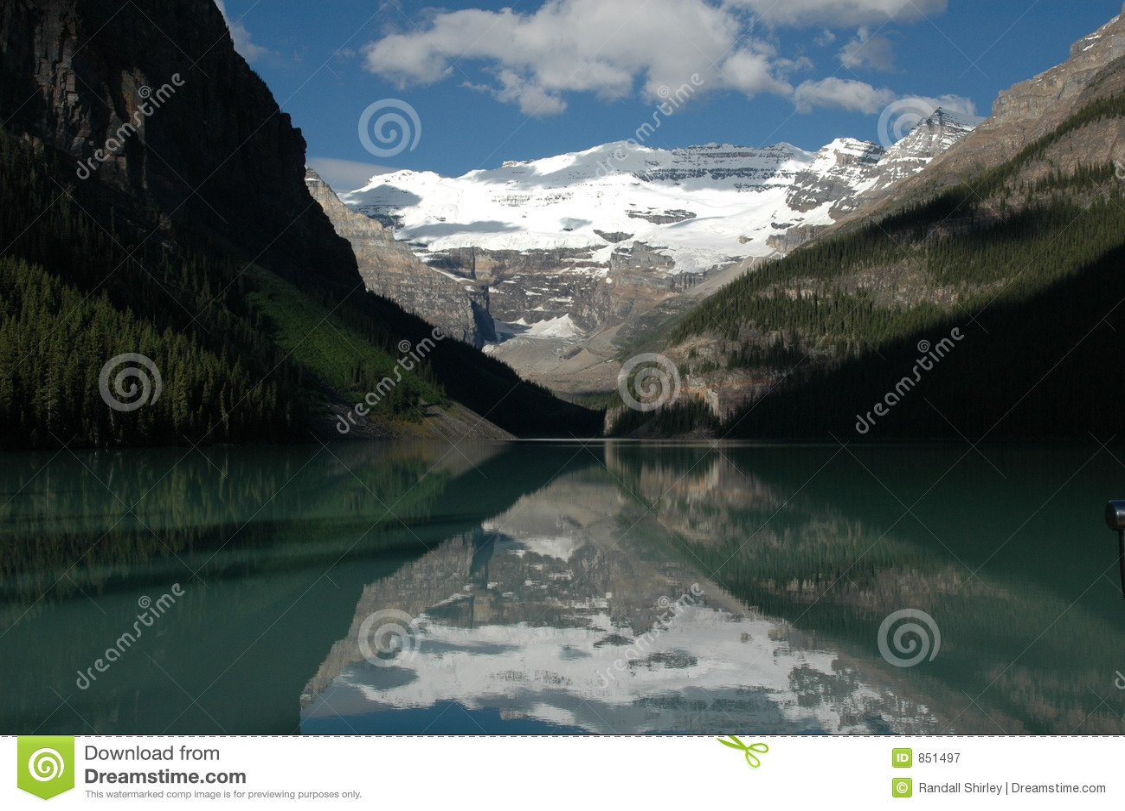 Lake- Louisereflexion