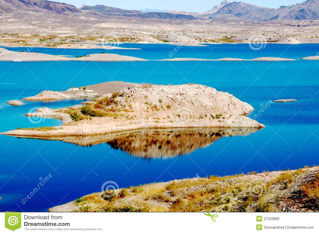 Lake Mead National Recreation Area Royalty Free Stock Photo ...