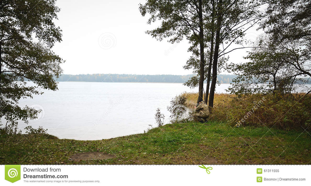 Where is the White Lake in Belarus