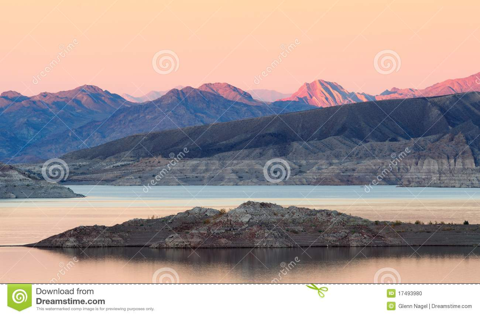 Lakemeadskymning