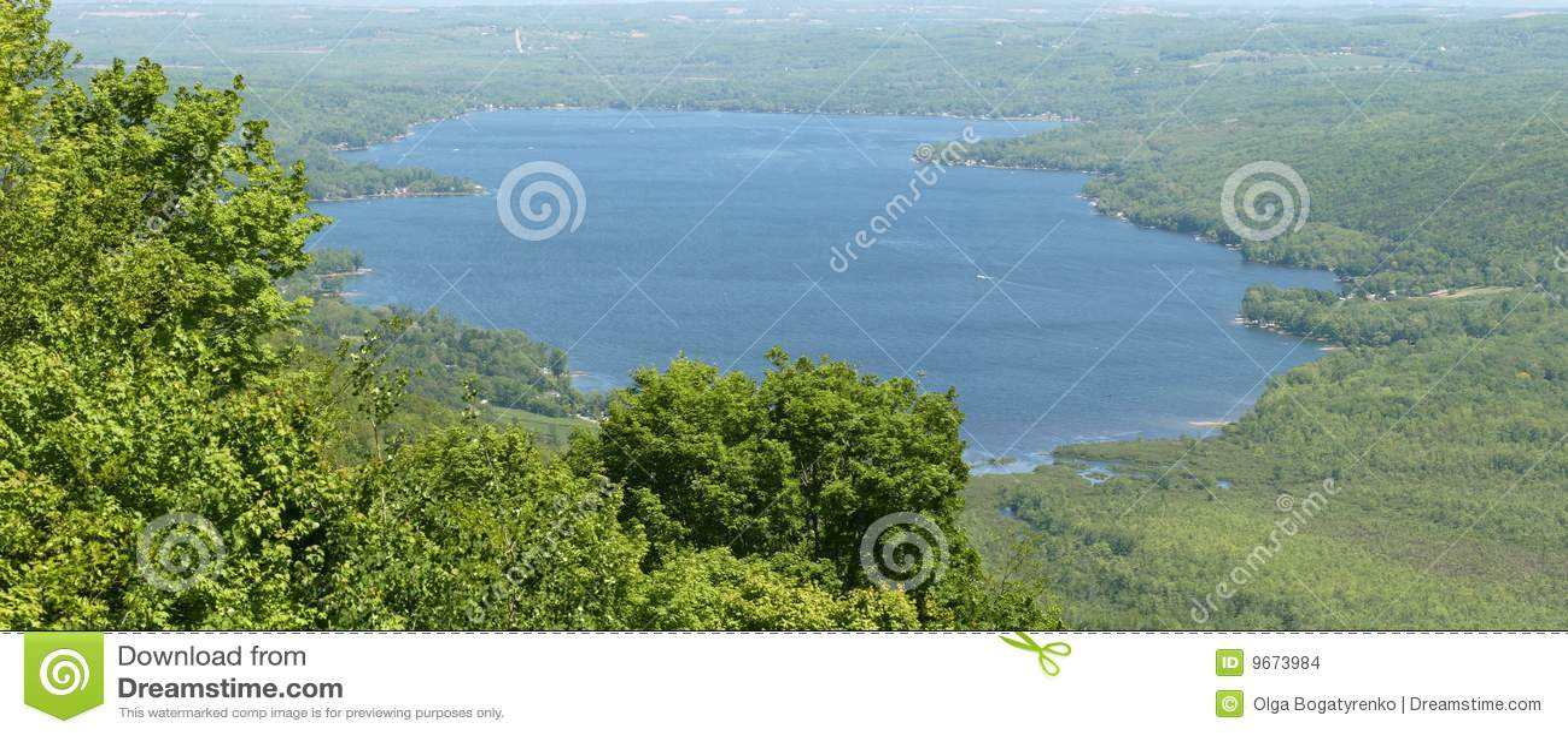 Lakes för fingerhoneoyelake