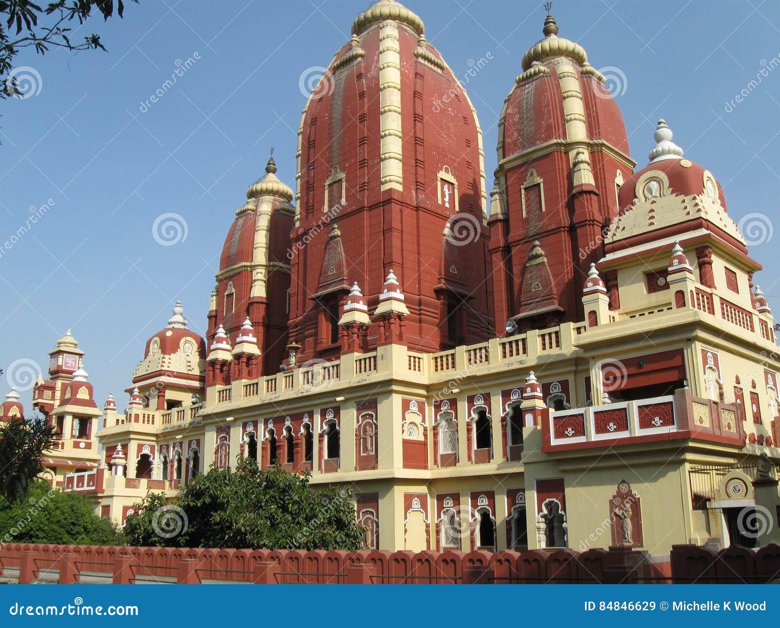 Lakshmi Narayan Mandir Birla Temple