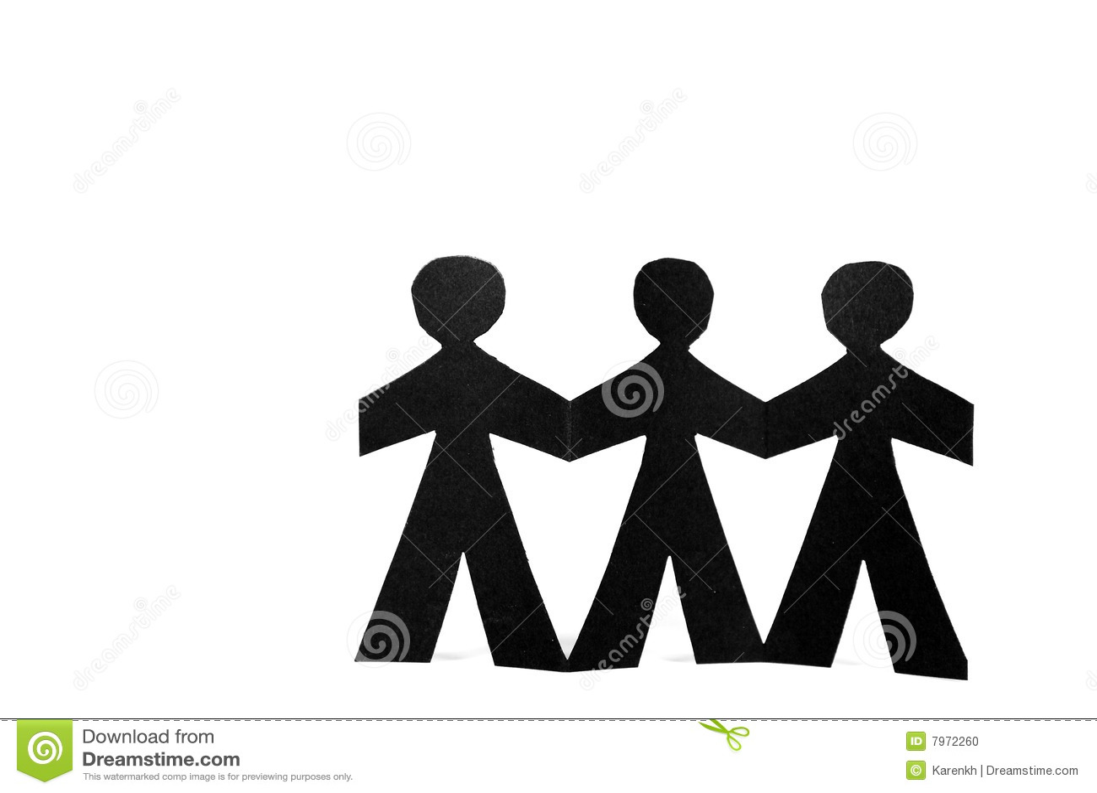 Lal papieru drużyna trzy