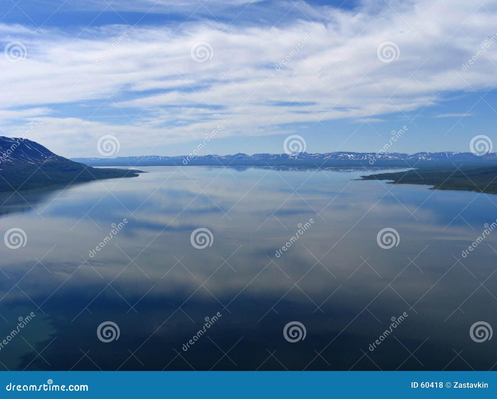Lama del lago.