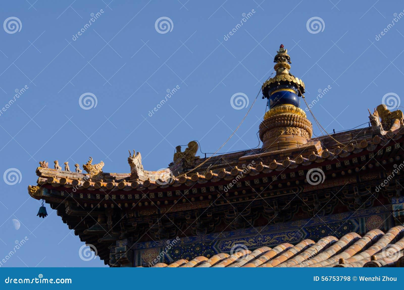 Lama Temple i Peking