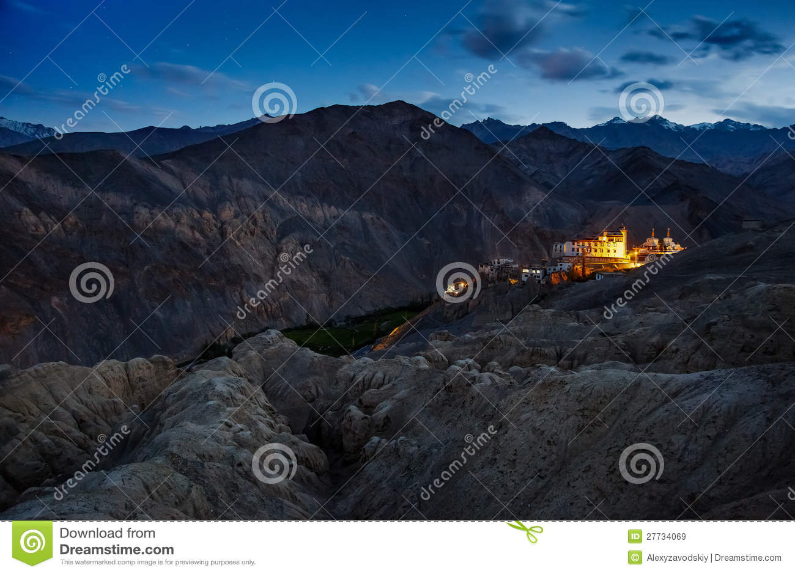 Lamayuru Kloster