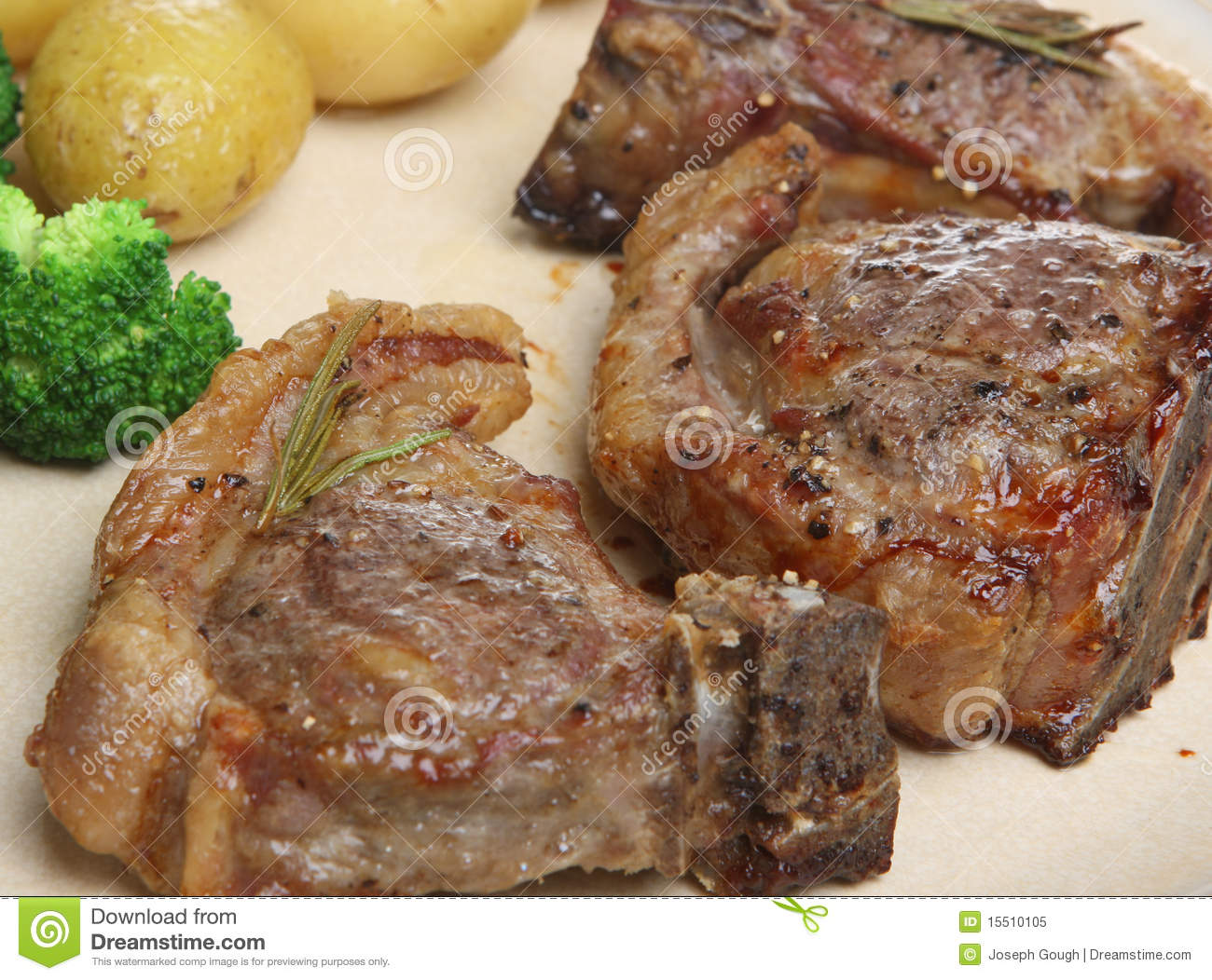 how to cook oven roasted lamb chops