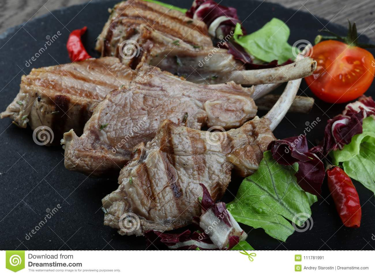 Lamb Frenched Rack