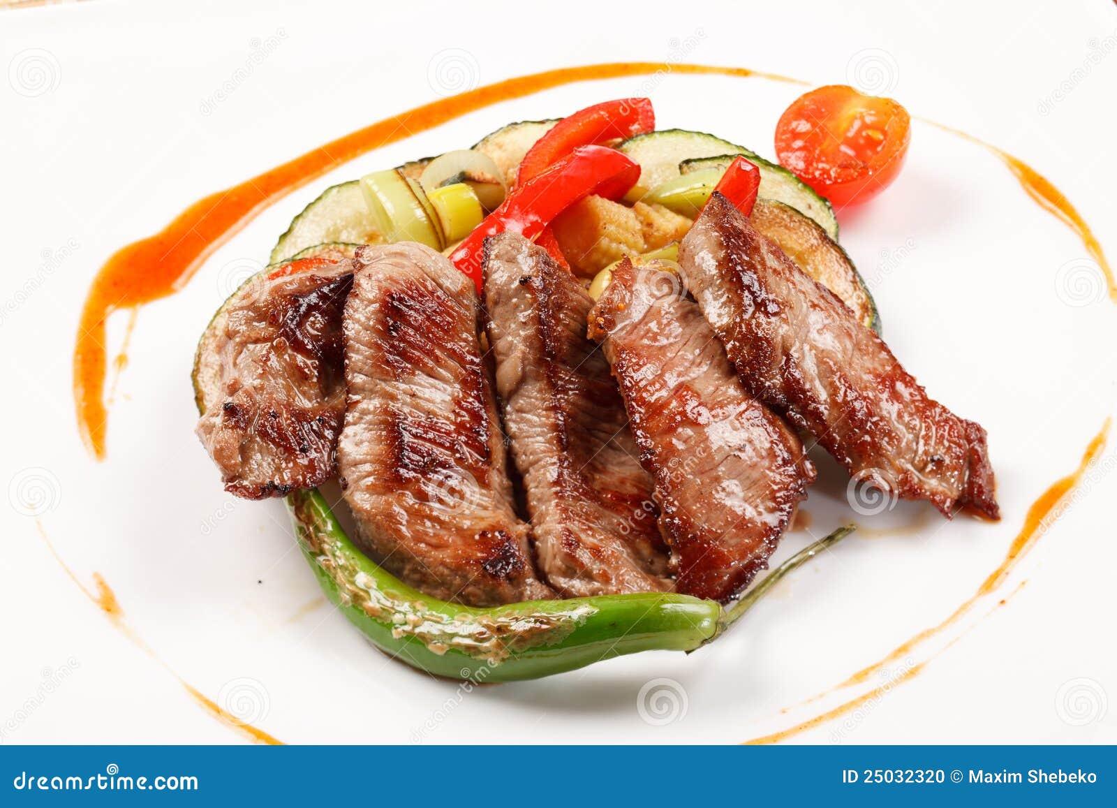 Lamb grönsaker