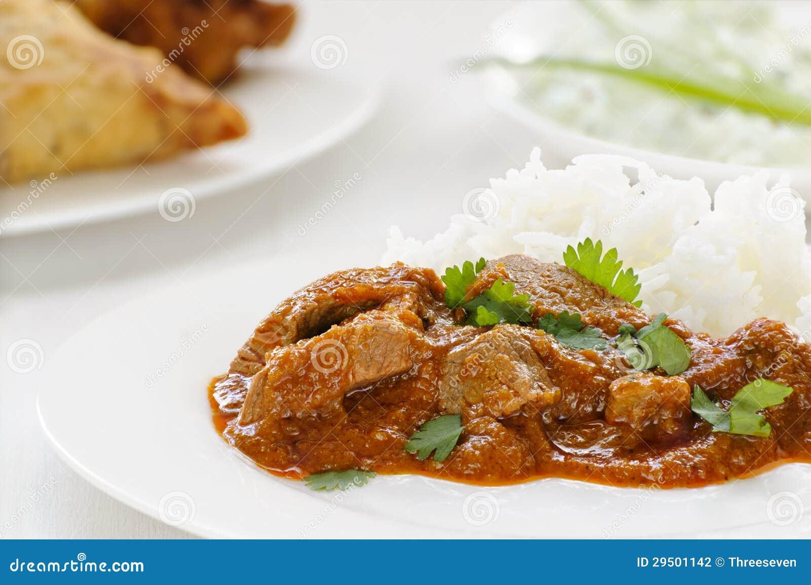 LambMadras curry