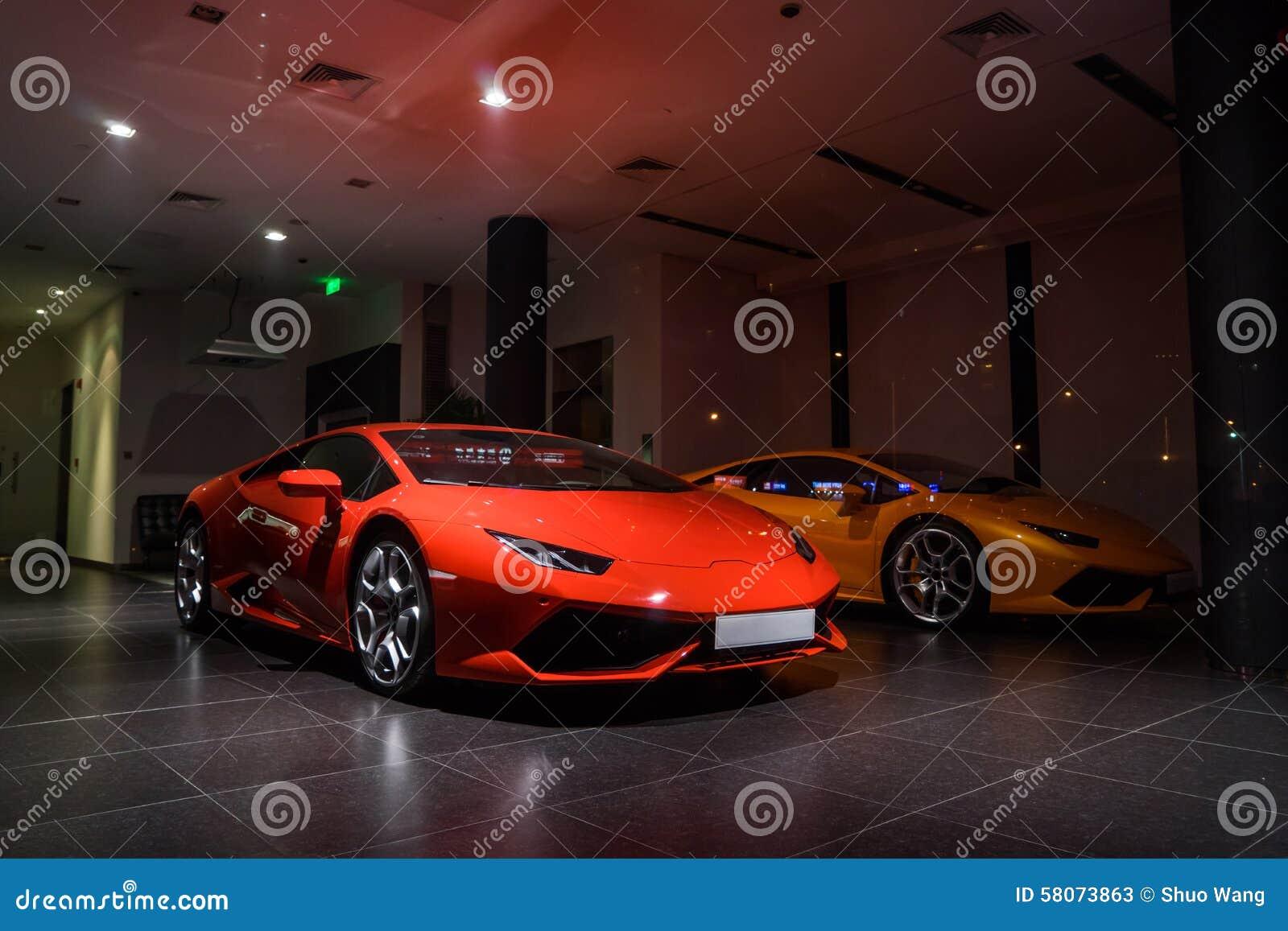 Lamborghini-auto s voor verkoop