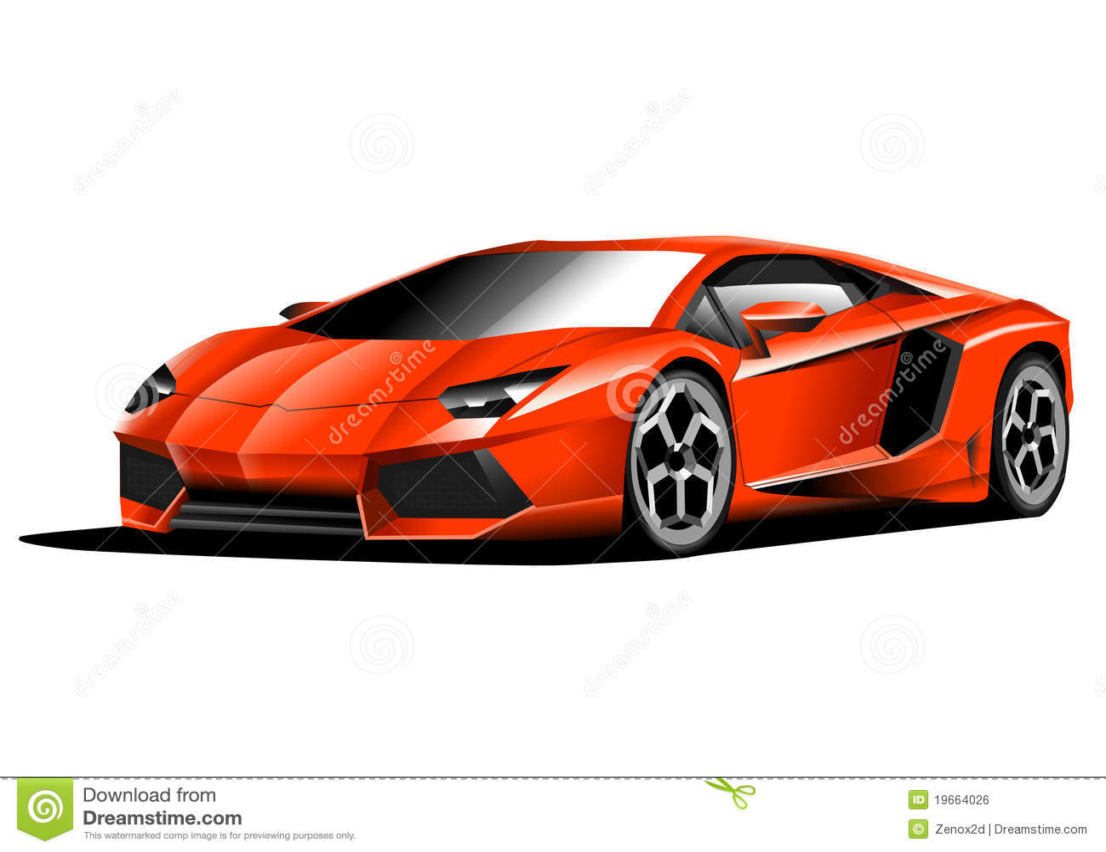 Clip Art Cars Racing