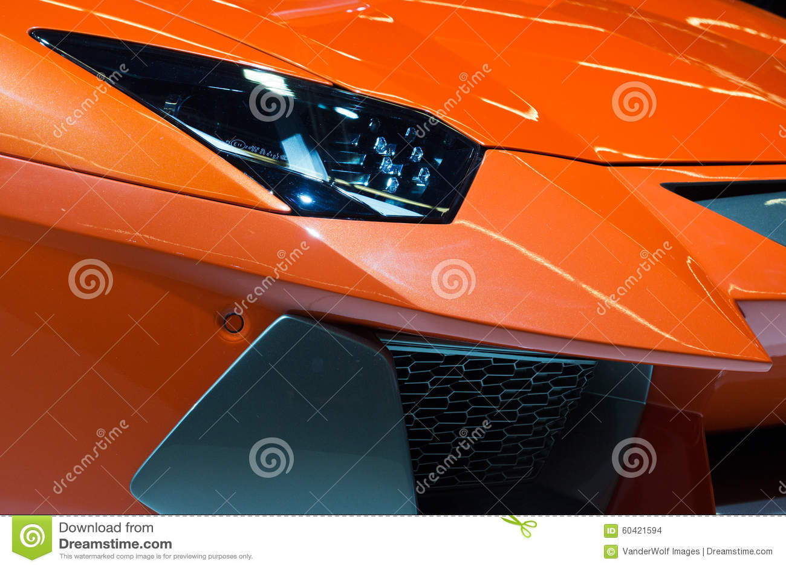 Lamborghini Aventador Hamann Nervudo