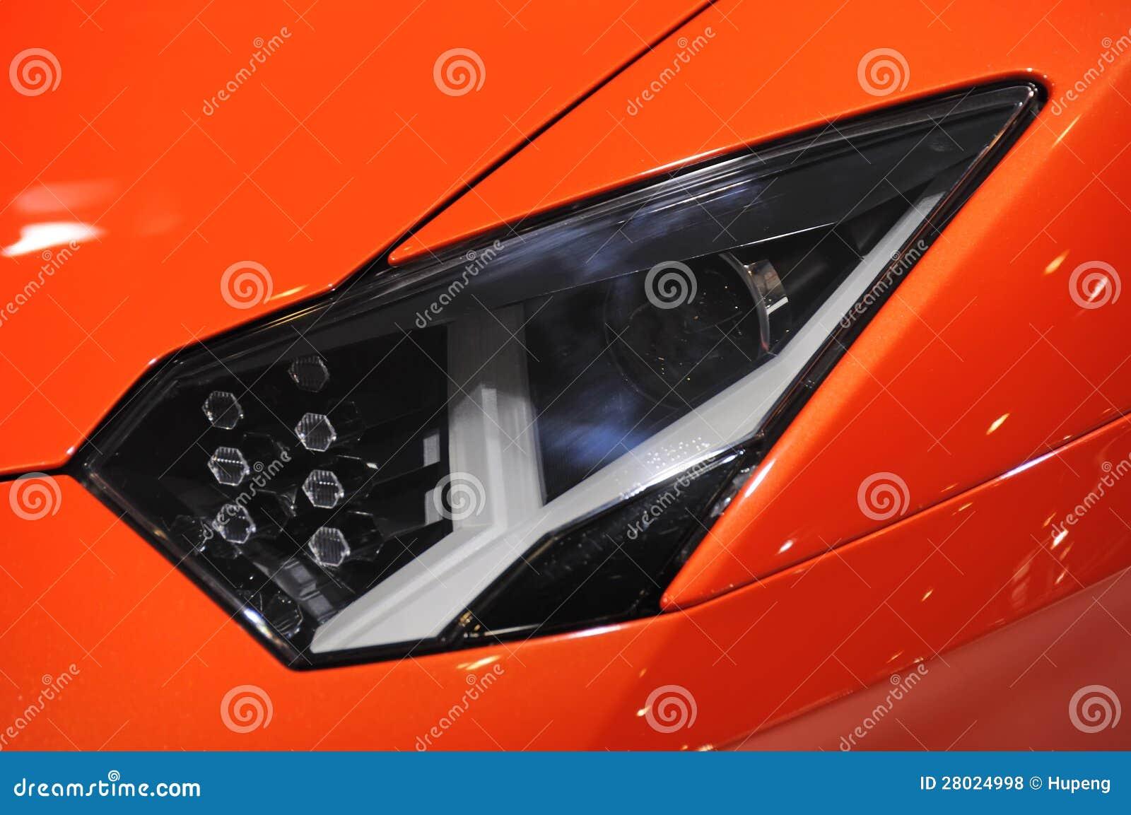 Lamborghini bilbillykta