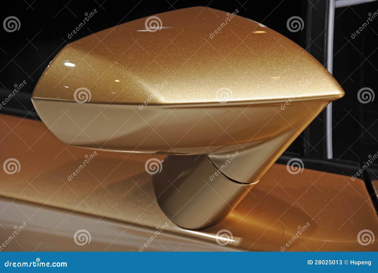 lamborghini car wing mirror stock photos image 28025013. Black Bedroom Furniture Sets. Home Design Ideas