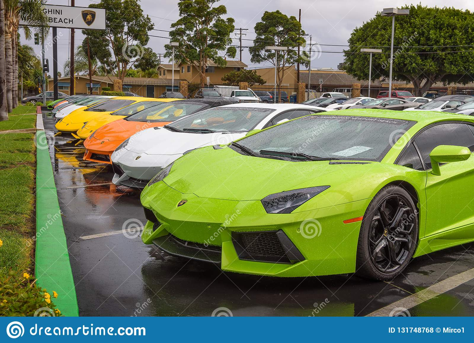 563 Lamborghini Parked Photos - Free & Royalty-Free Stock Photos from  Dreamstime