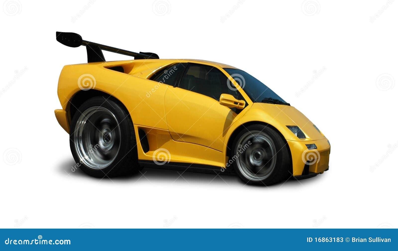 Lamborghini de pressa Diablo