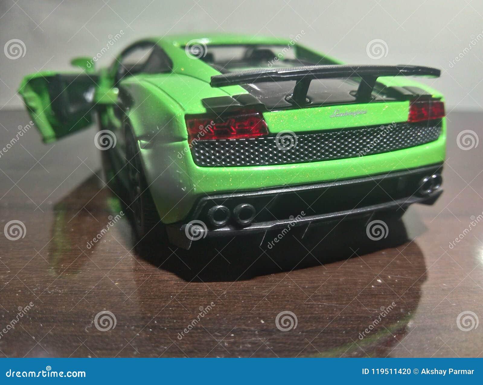 Lamborghini Gallardo Back Side Editorial Image Image Of