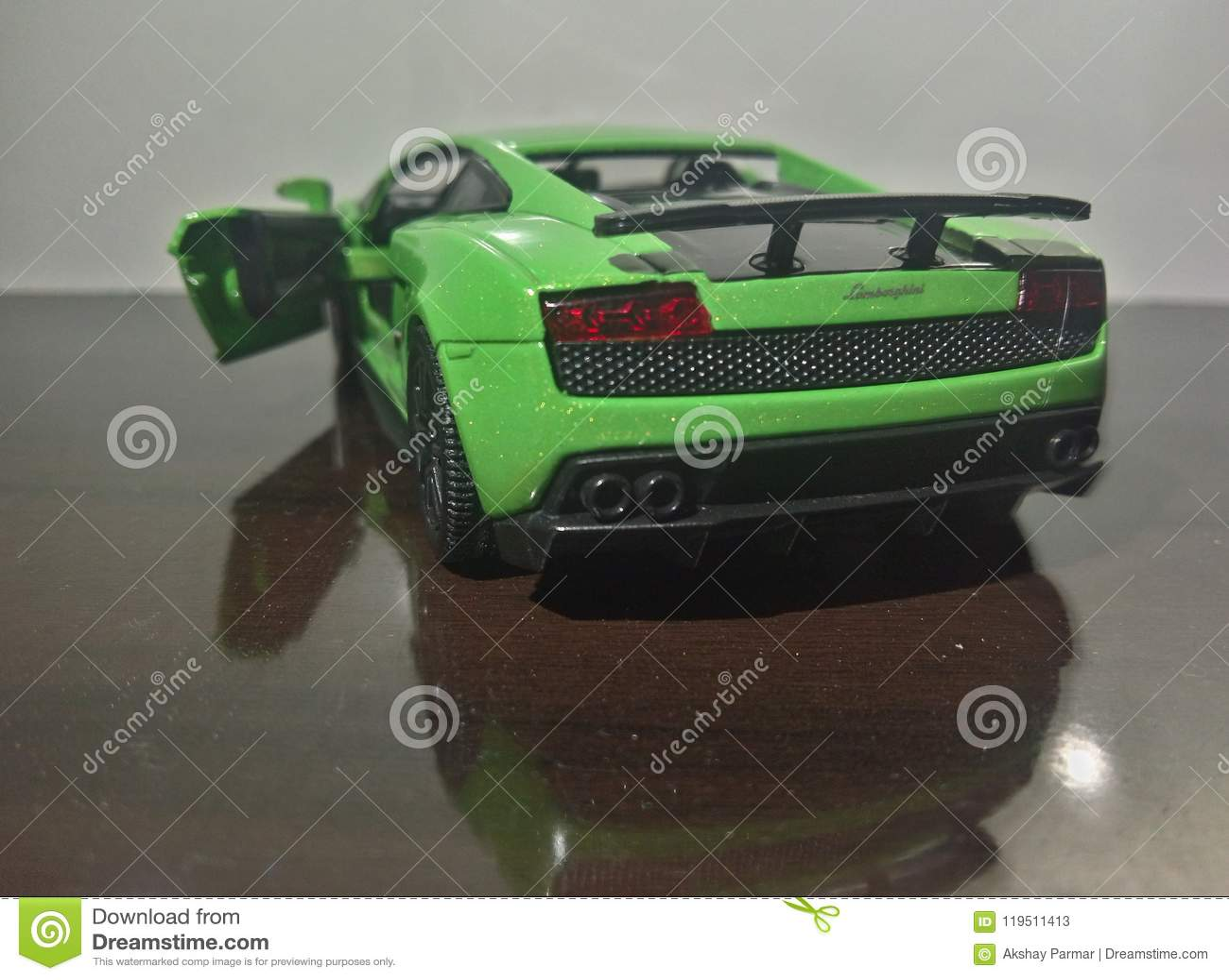Lamborghini Gallardo Back Side Editorial Stock Photo Image Of Side
