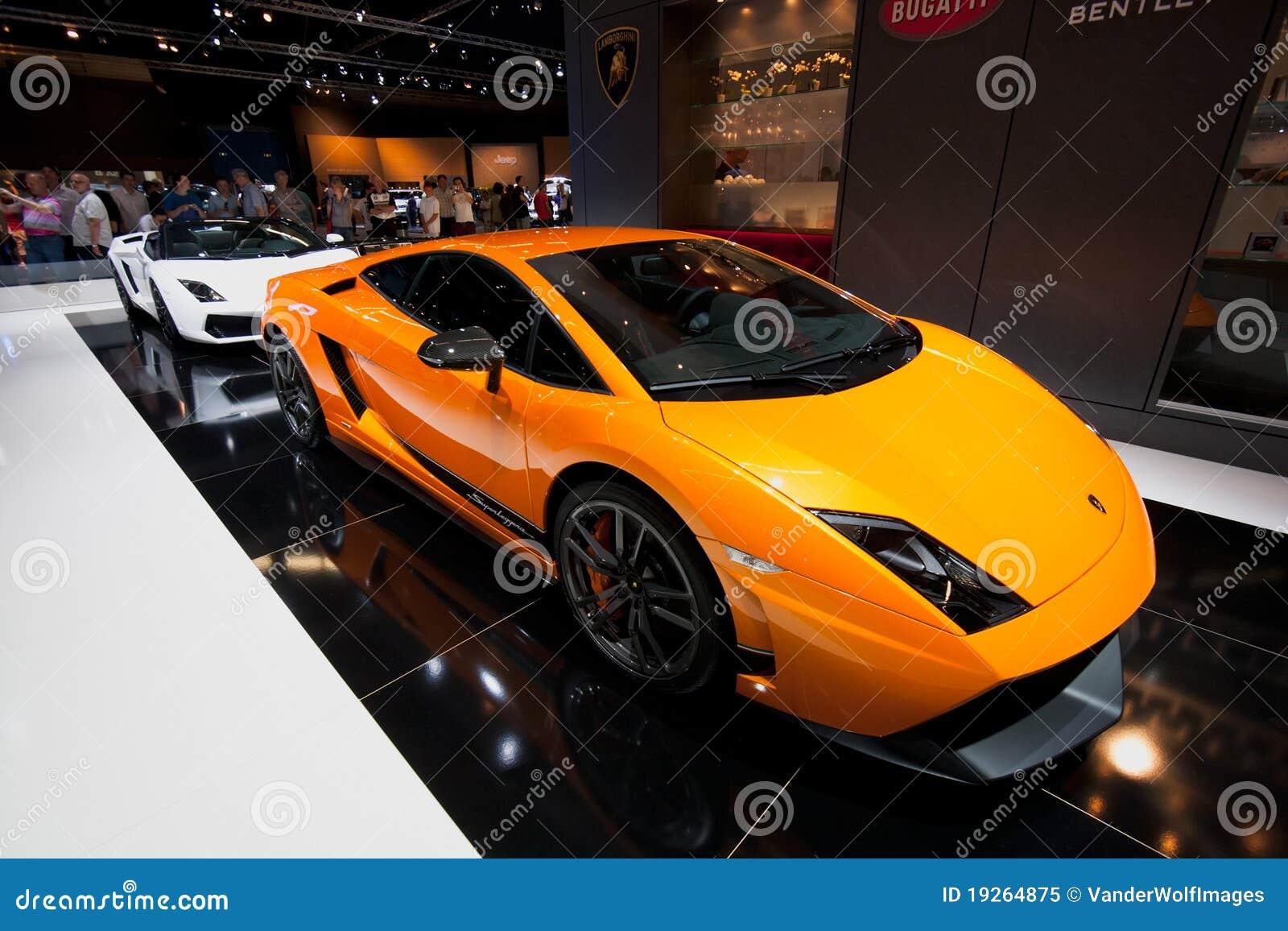 Lamborghini Gallardo Superleggera Editorial Image Image Of Cars