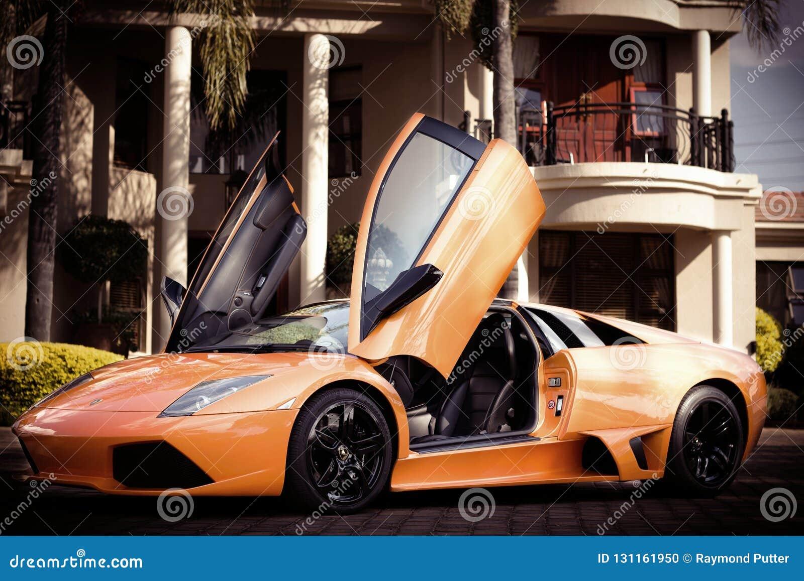 Lamborghini in Mantion