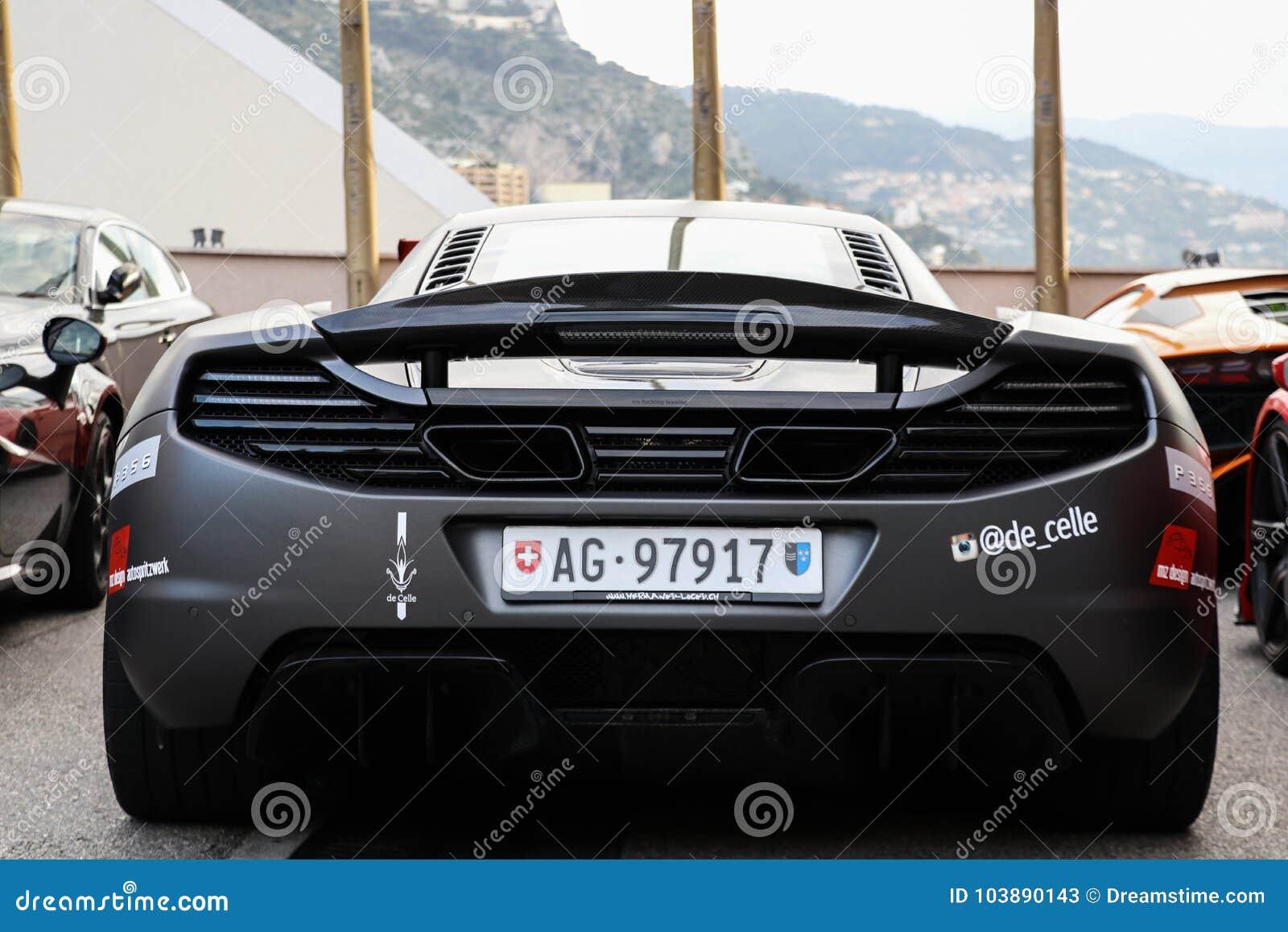Lamborghini Murcielago Editorial Stock Photo Image Of Gumper