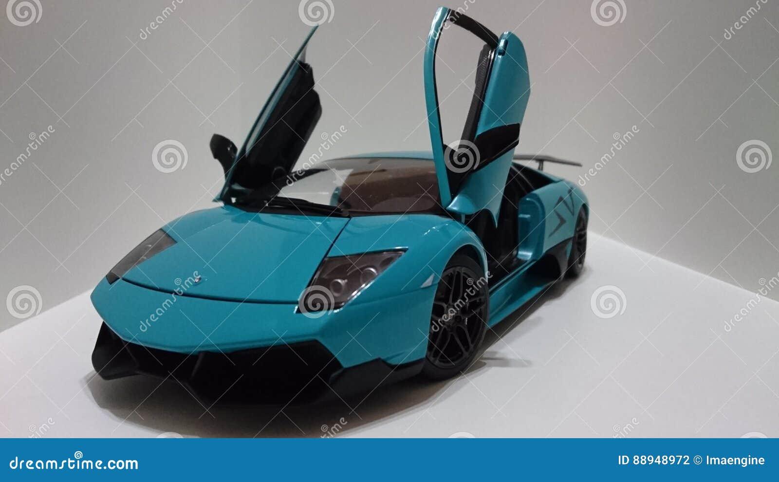 Lamborghini Murcielago Sv Superveloce Italian Sports Car Editorial