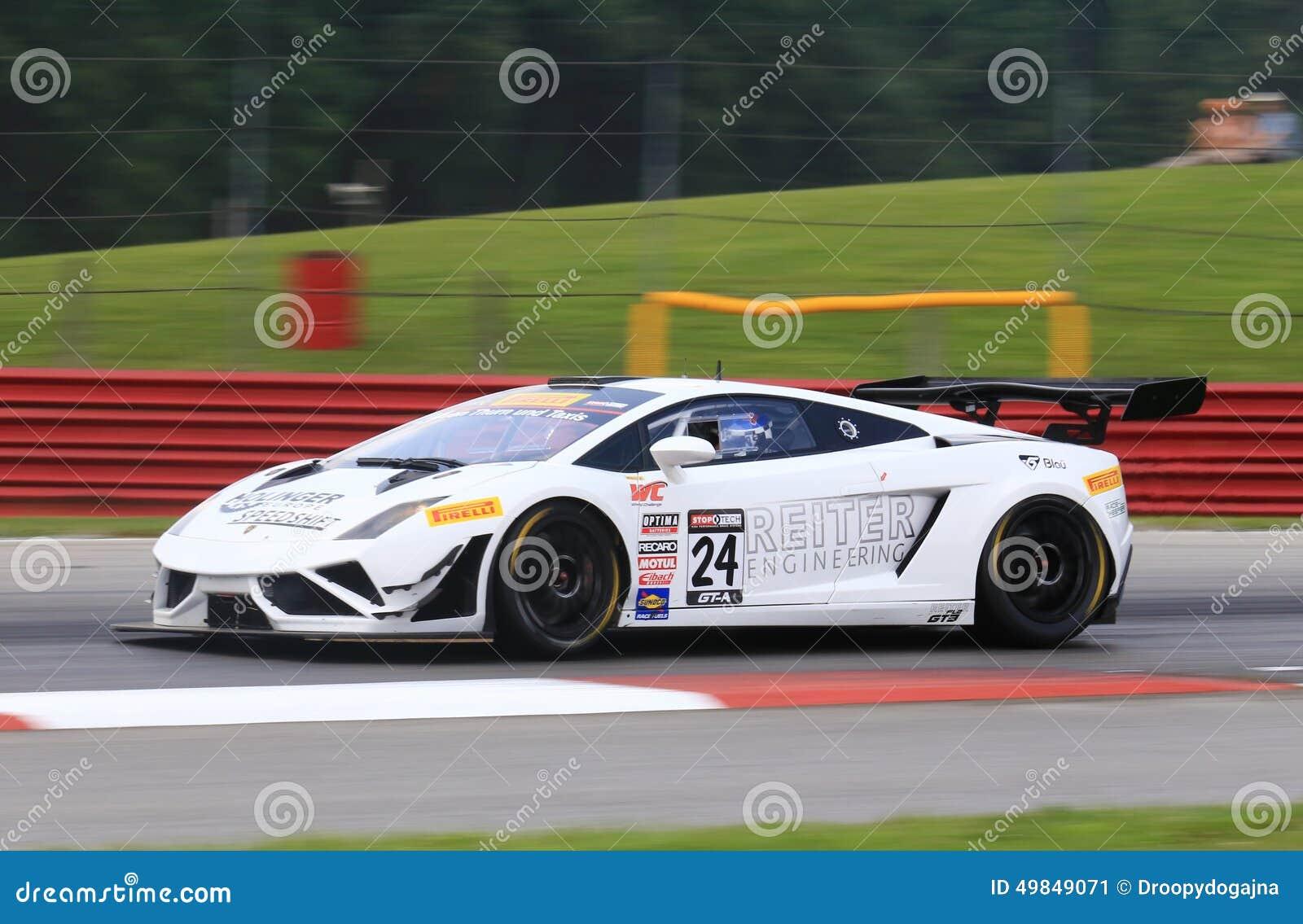 Drive A Race Car In Fl