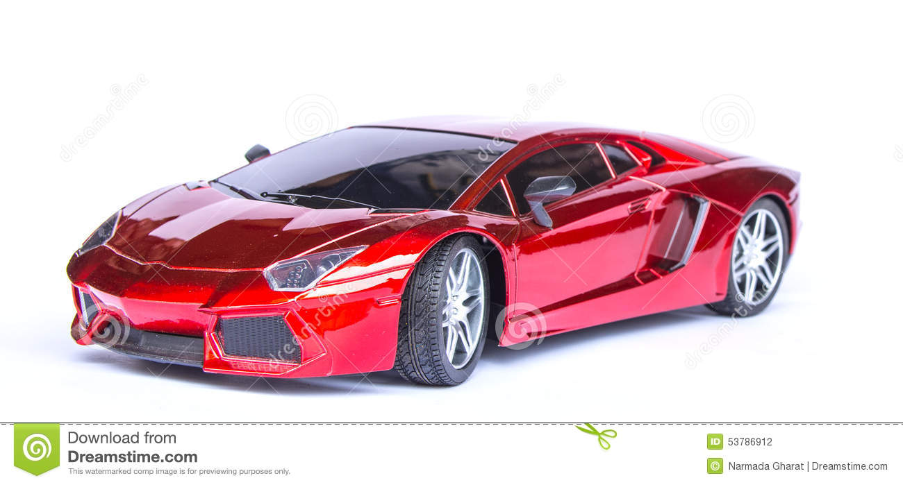 Lamborghini Sports Car Stock Photo - Image: 53786912