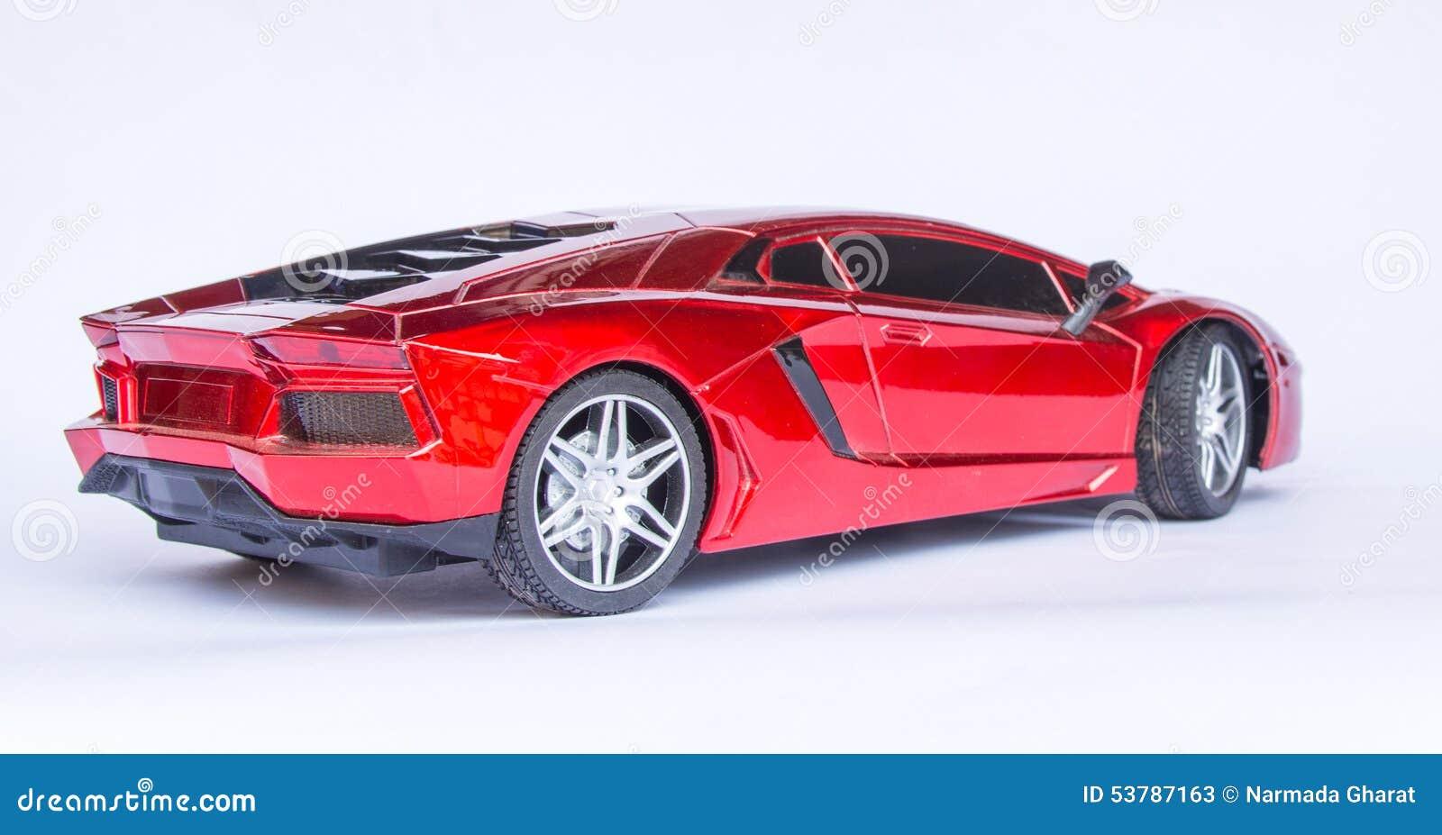 Lamborghini Sports Car Stock Photo - Image: 53787163