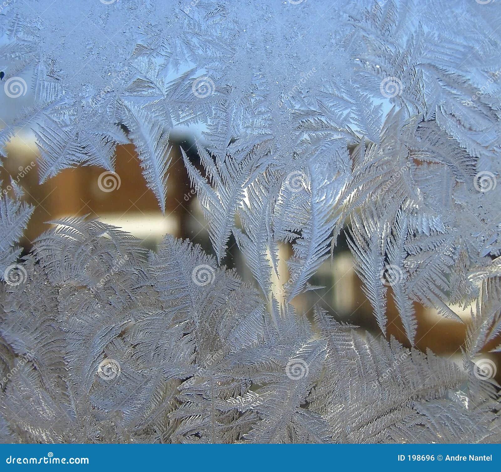 Lames de glace