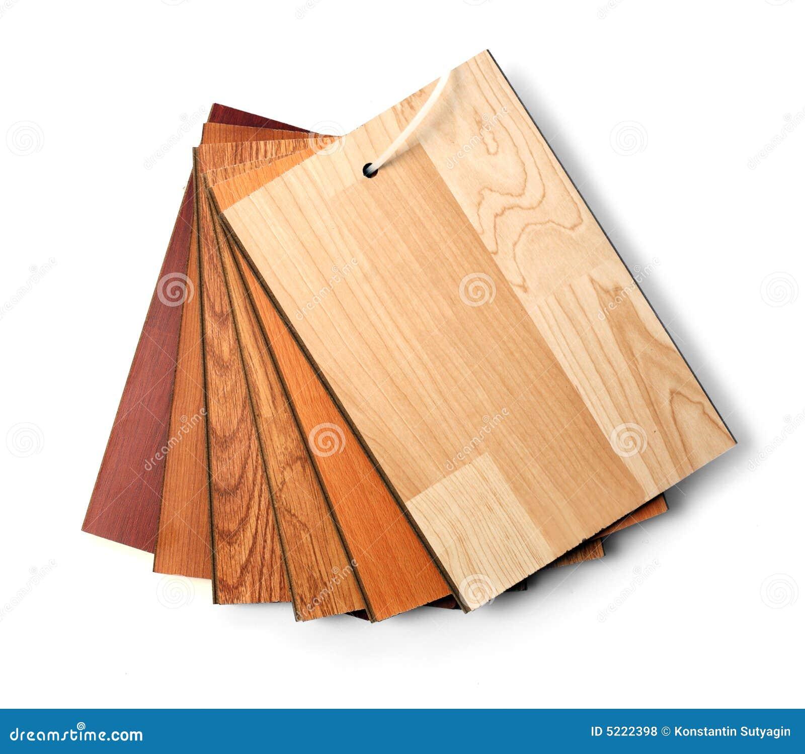 Laminado de madera del suelo