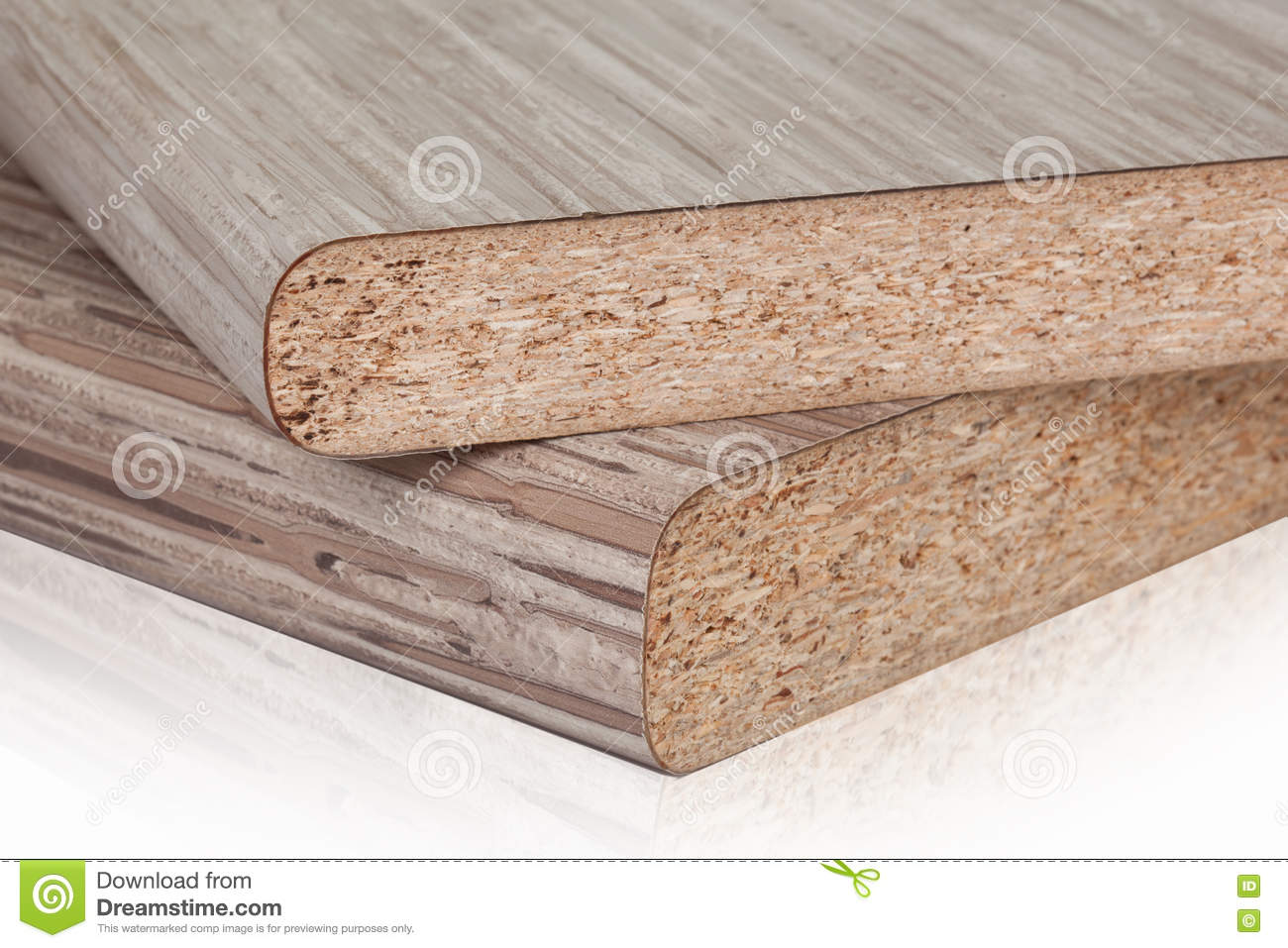 particle wood furniture. Royalty-Free Stock Photo Particle Wood Furniture