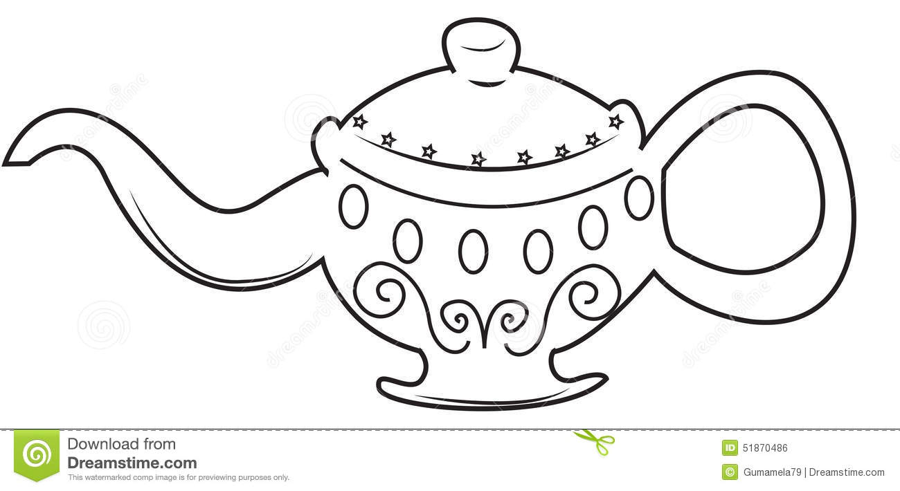 biblical oil lamp coloring page pictures to pin on