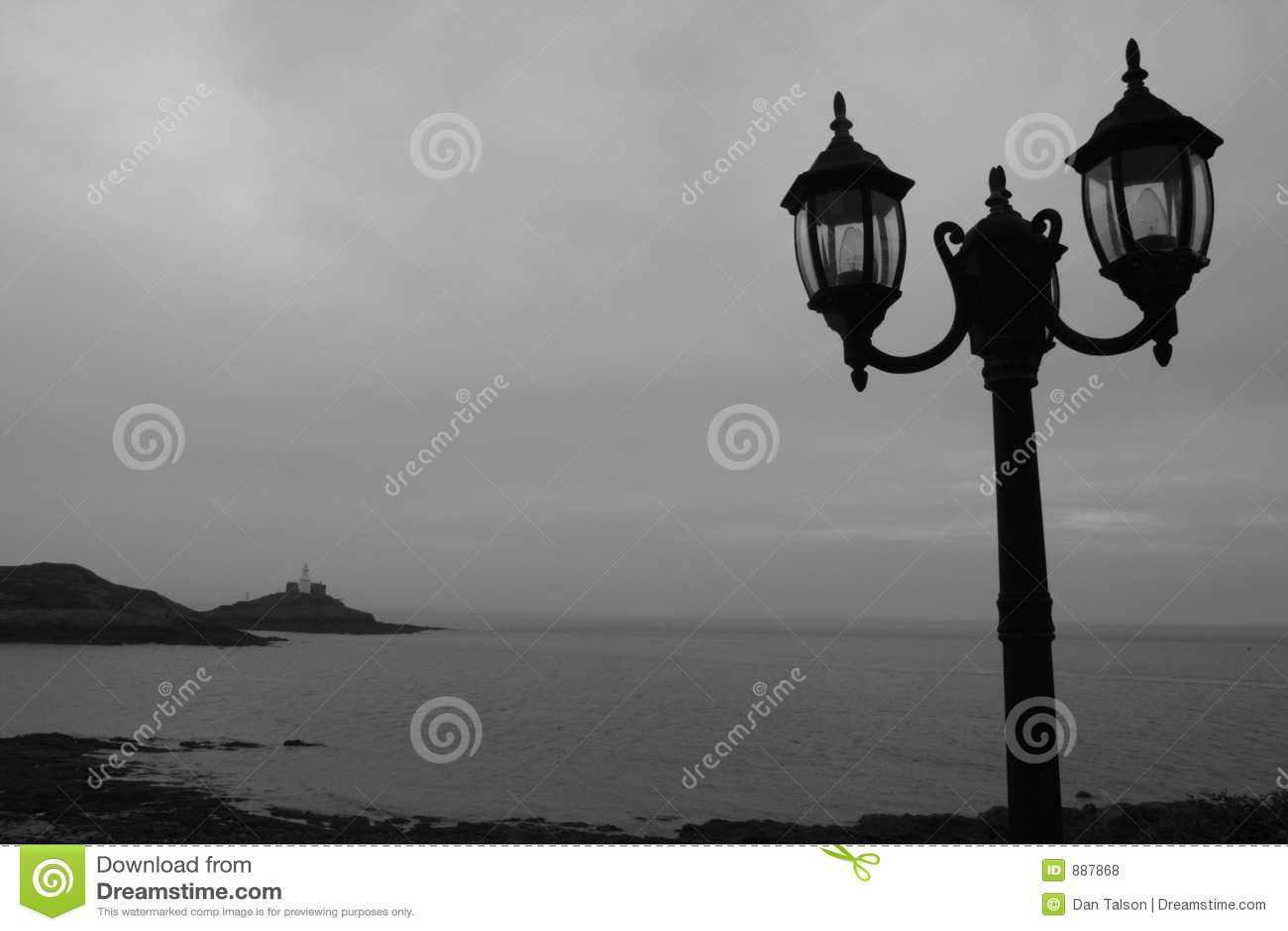 Lamp markotni przybrzeżnych