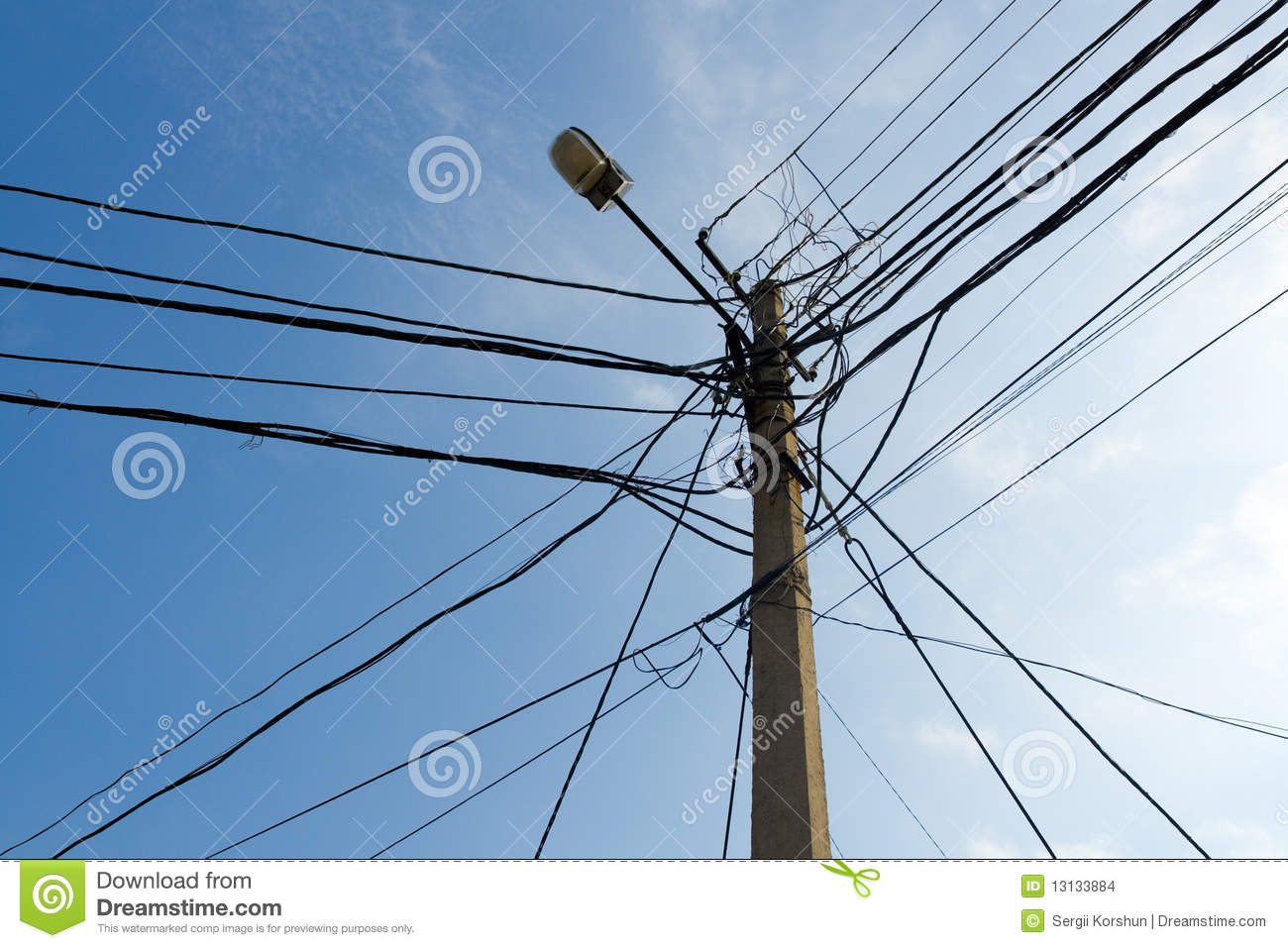 Light Pole Wiring - Block And Schematic Diagrams •