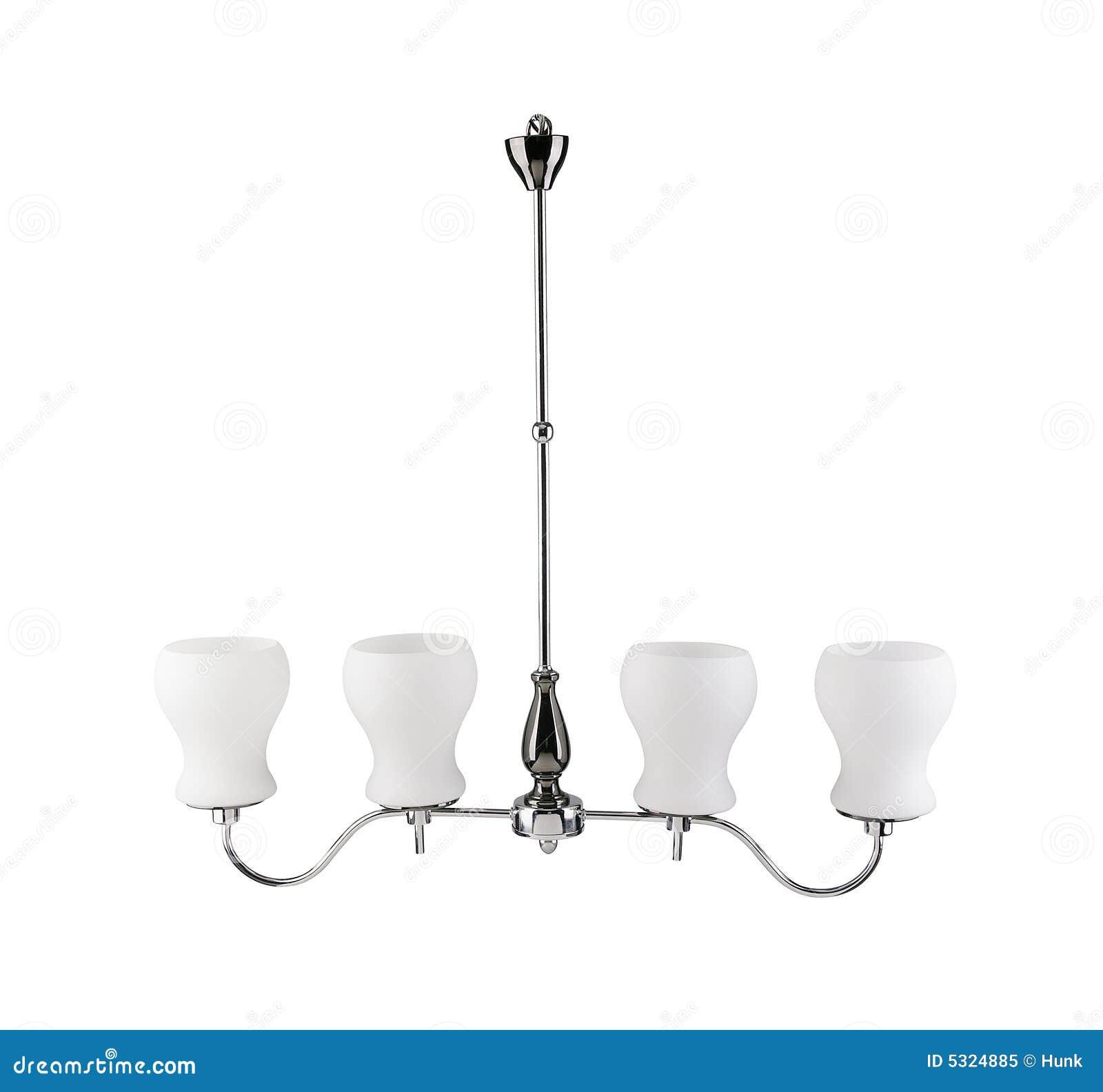 Download Lampada del soffitto immagine stock. Immagine di luce - 5324885