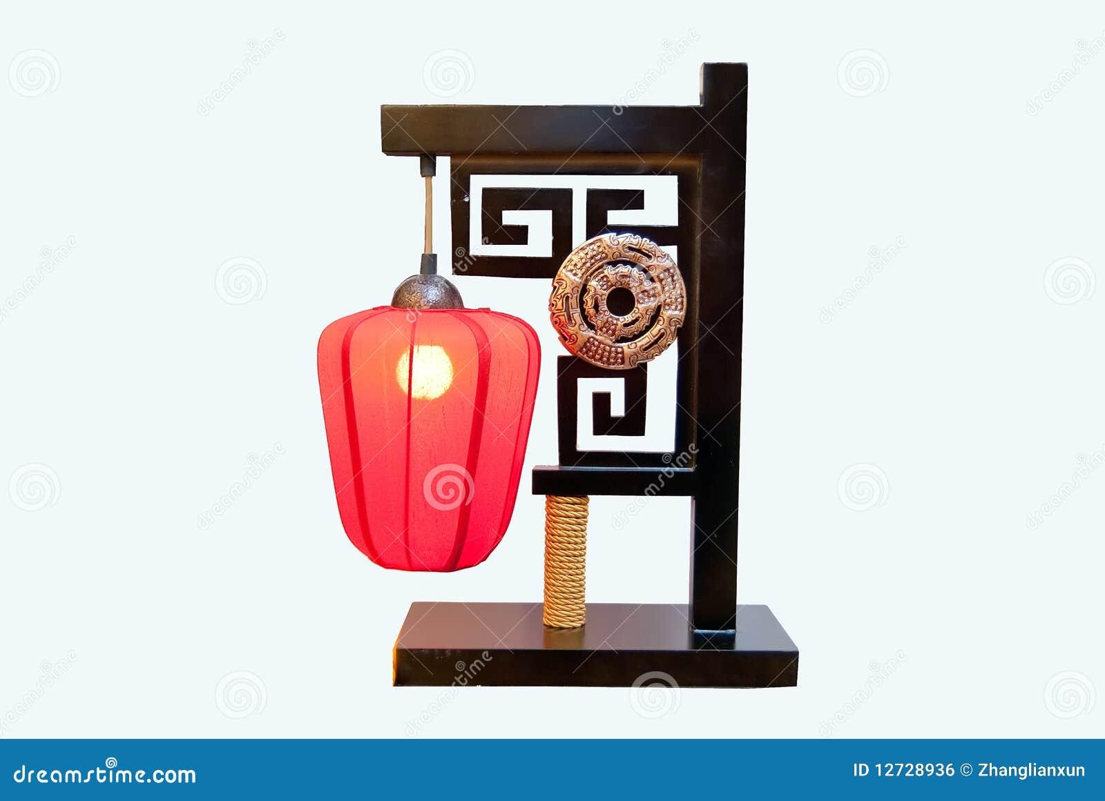 Lampada di tabella tradizionale cinese