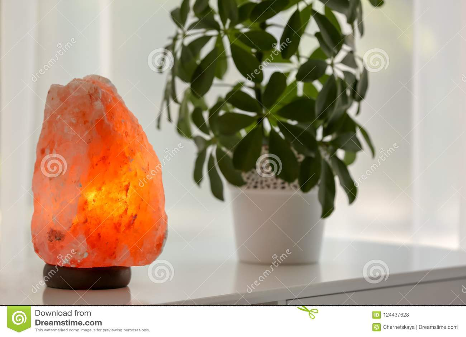 Lampada himalayana esotica del sale
