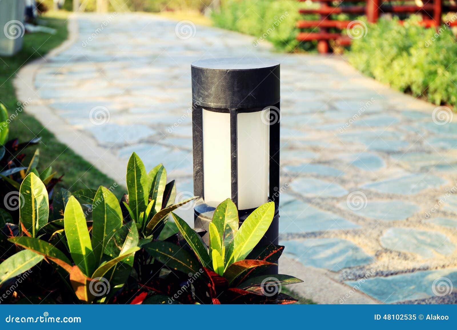 Lampada moderna del prato inglese luce del prato inglese lampada