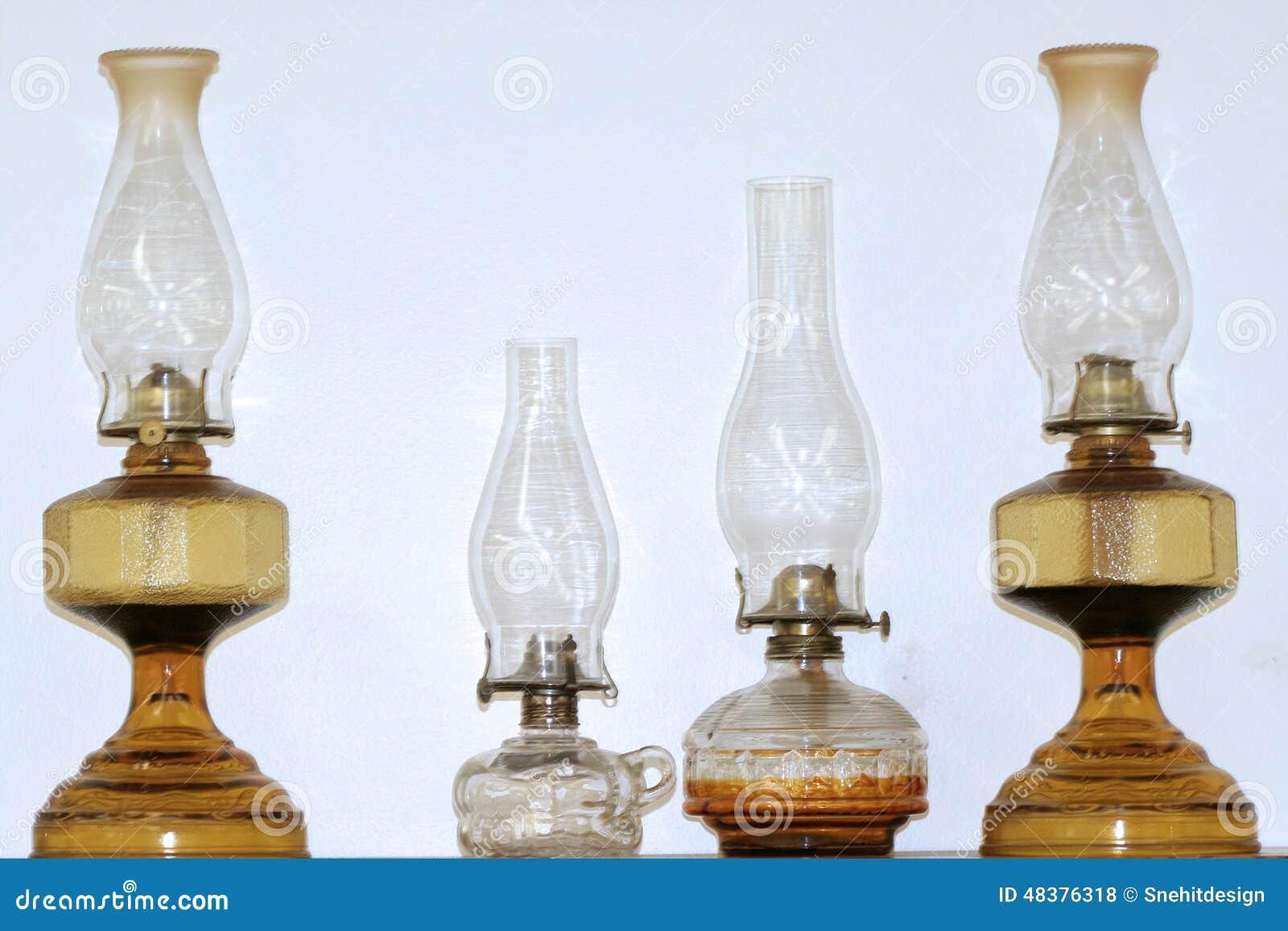 Lampade Antiche Fotografia Stock - Immagine: 48376318