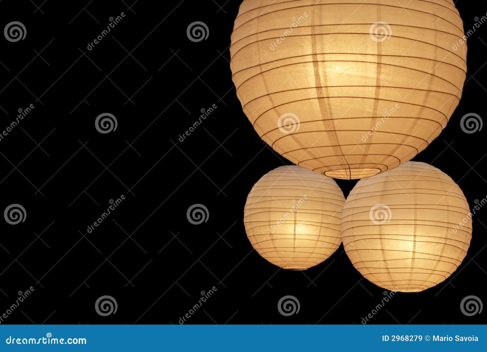 Lampade di carta di riso online u imperdibili lampadari sferici