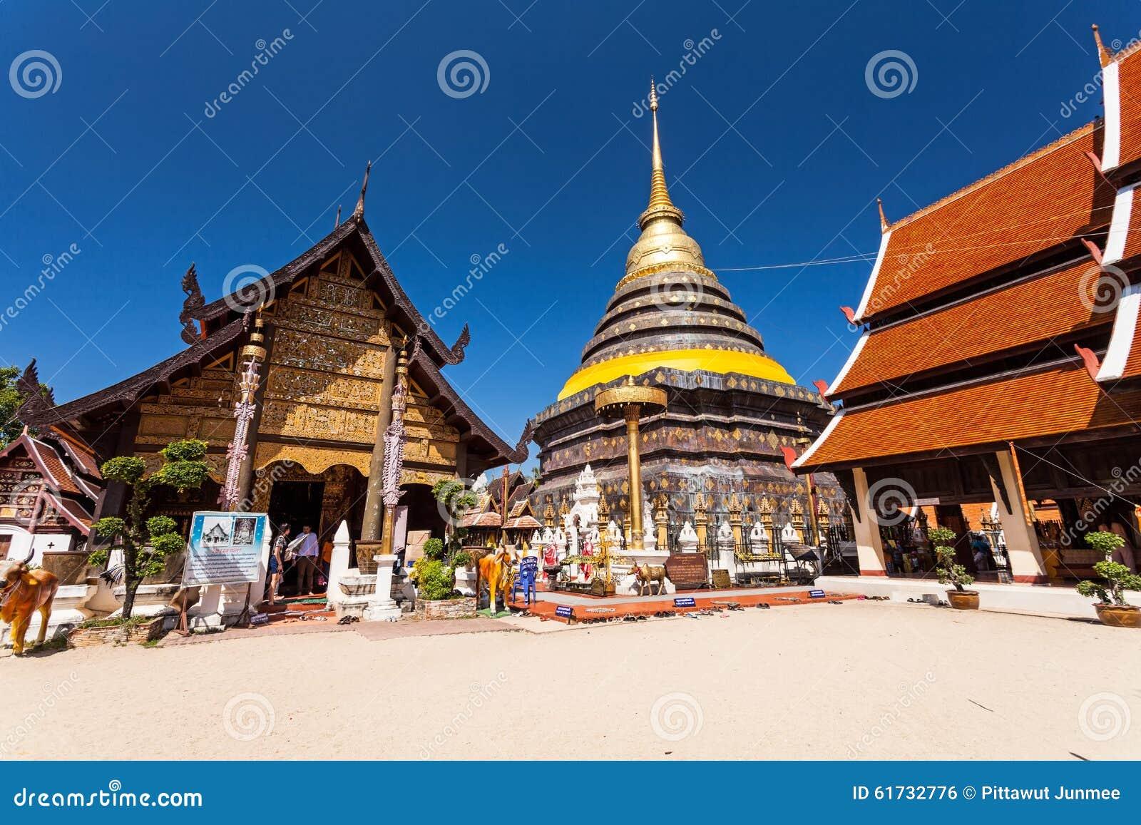 Lampang Luang Thailand  city photos : ... lampang luang lanna pagoda lampang thailand october lampang thailand