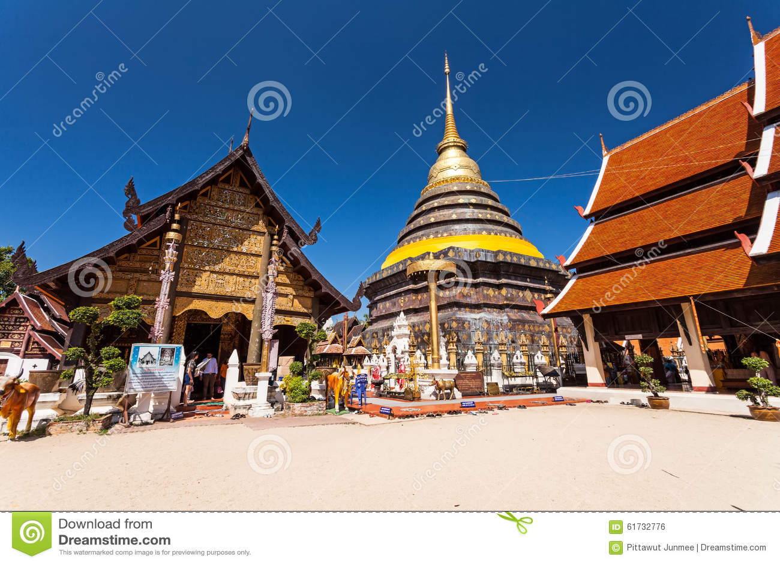 Lampang Luang Thailand  city pictures gallery : ... lampang luang lanna pagoda lampang thailand october lampang thailand