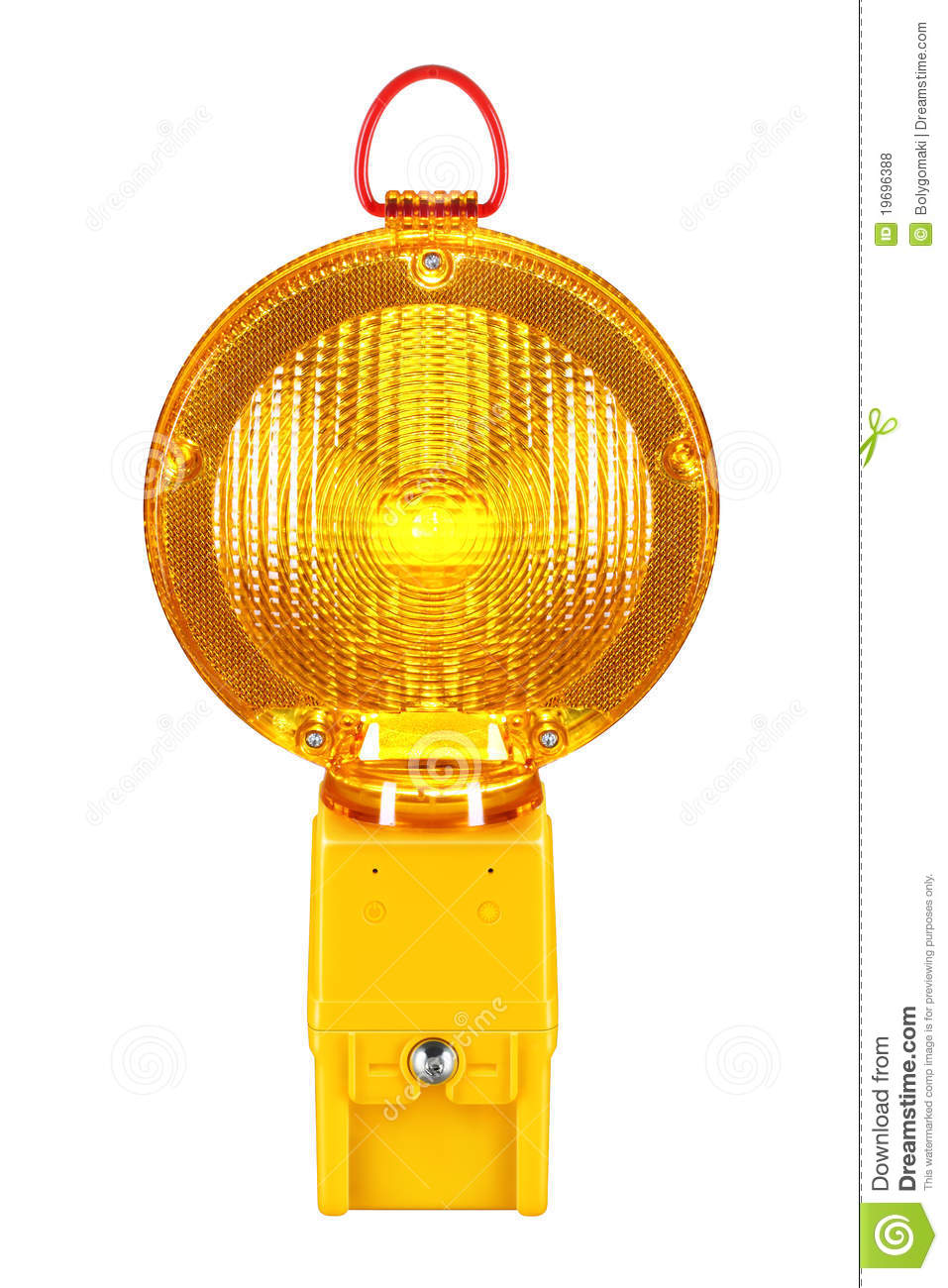 Lampe de danger de route photo stock image du attention 19696388 - Lampe de sel danger ...