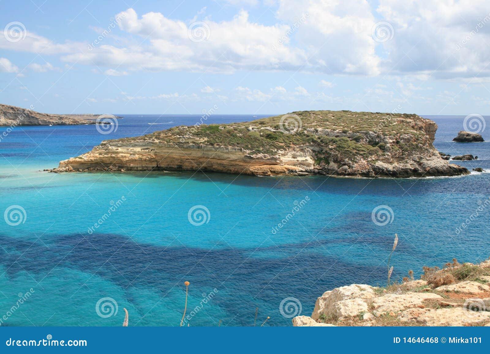 Lampedusa (Sizilien) - Kanincheninsel